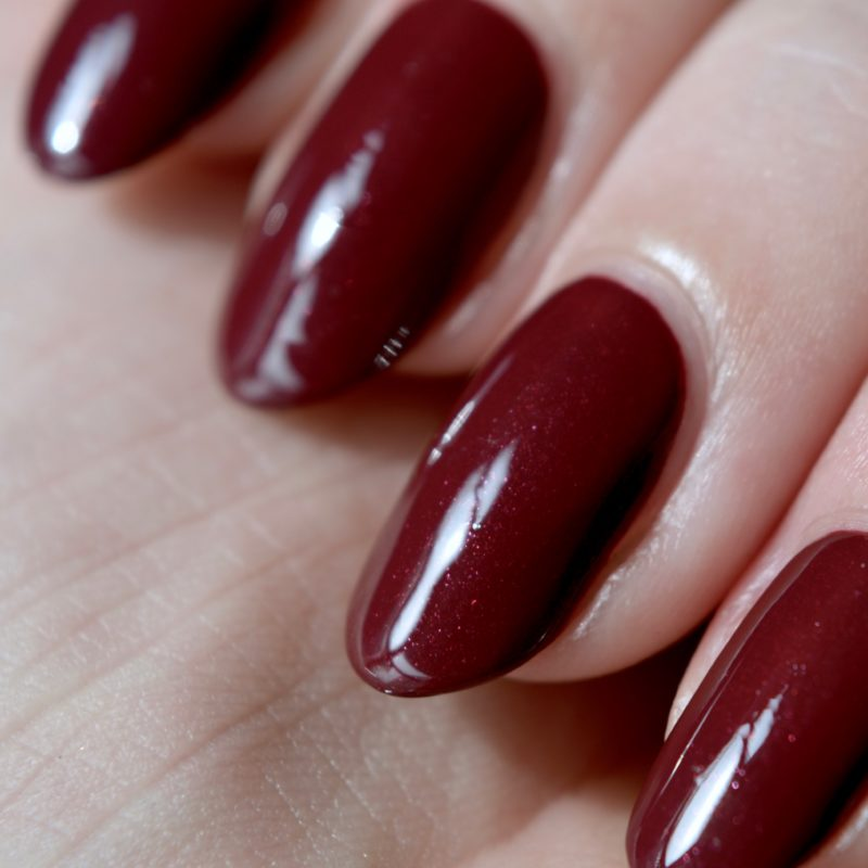 Essie x Rebecca Minkoff Leathers Collection 'Tote-ally In Love' (with topcoat)