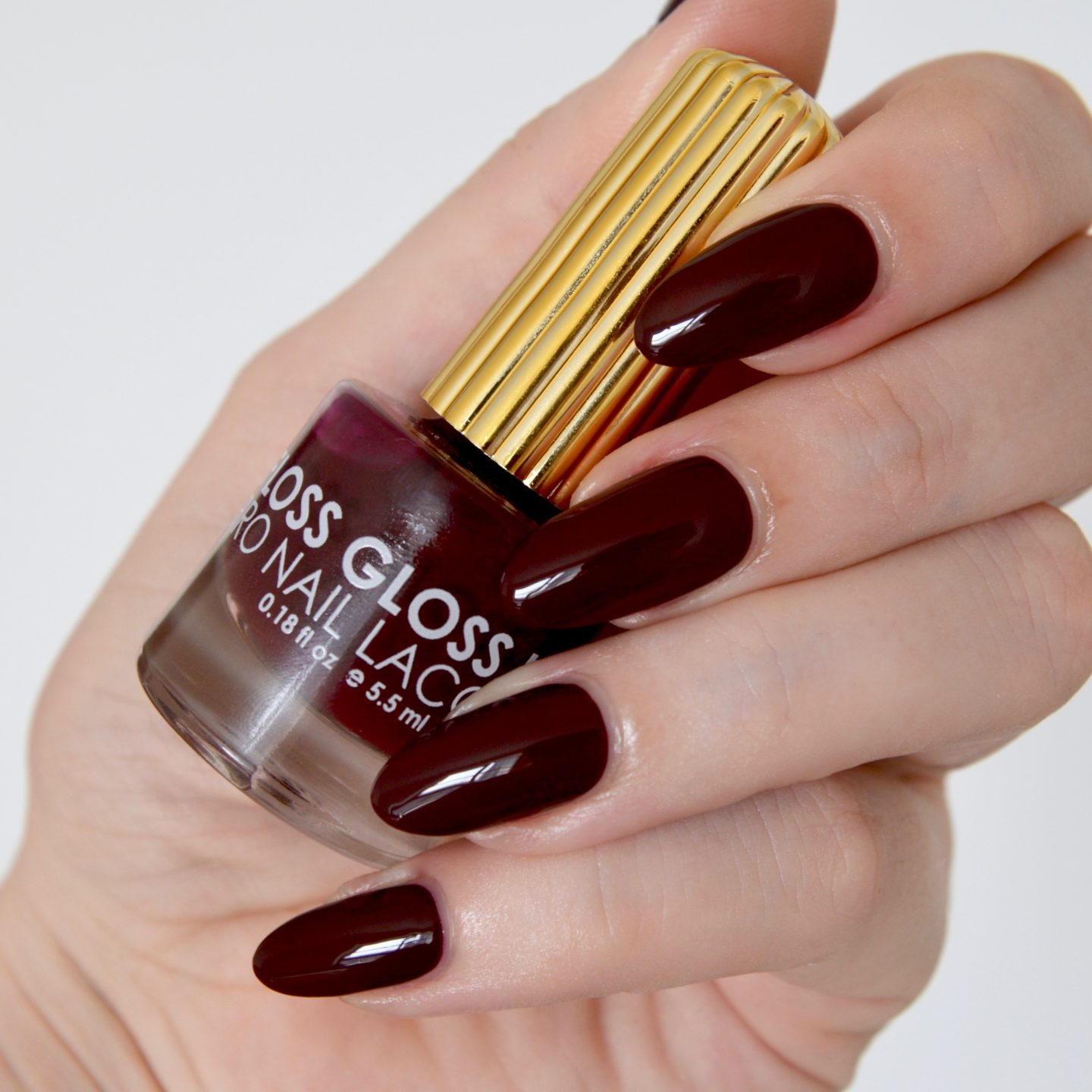 Floss Gloss Smoke On The Nail swatches