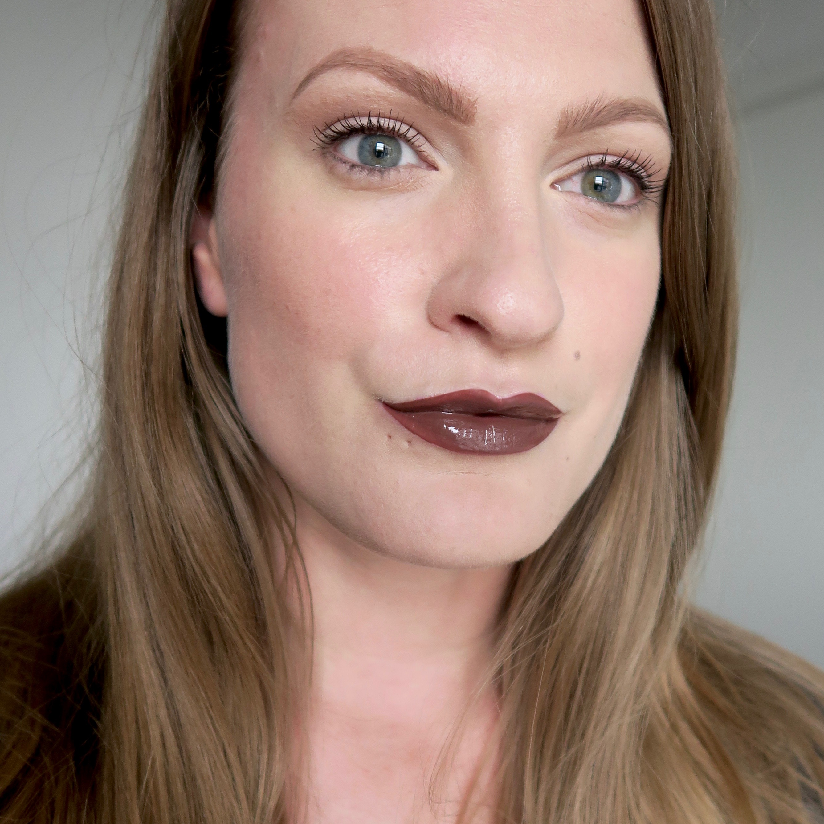 Too Faced Melted Latex lipstick 'Strange Love'