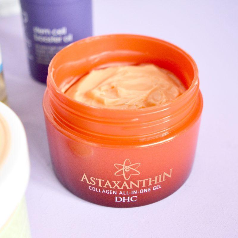 DHC Astaxanthin moisturiser - Skincare routine for sensitive skin, rosacea (Skincare Shake Up)