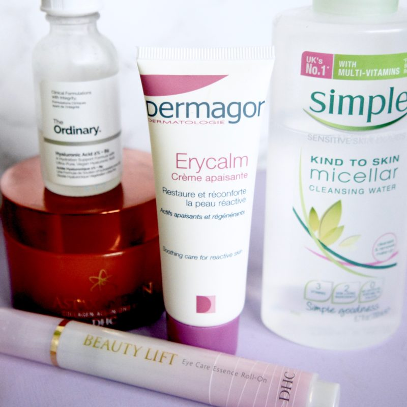 Dermagor Soothing Cream - Skincare routine for sensitive skin, rosacea (Skincare Shake Up)