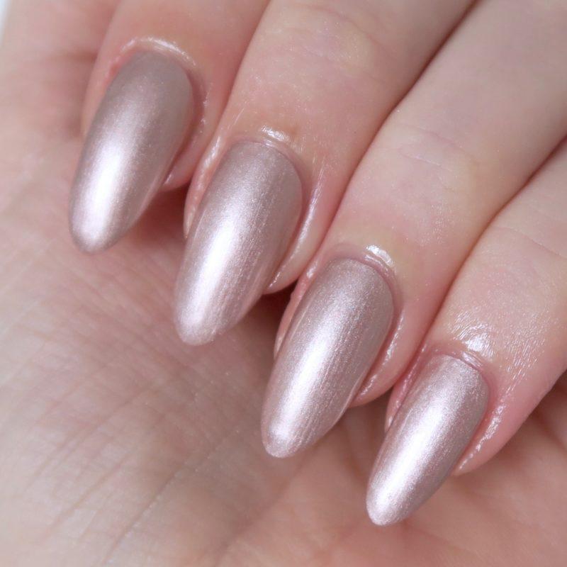 Essie Galaxy Metals 'reflection perfection'