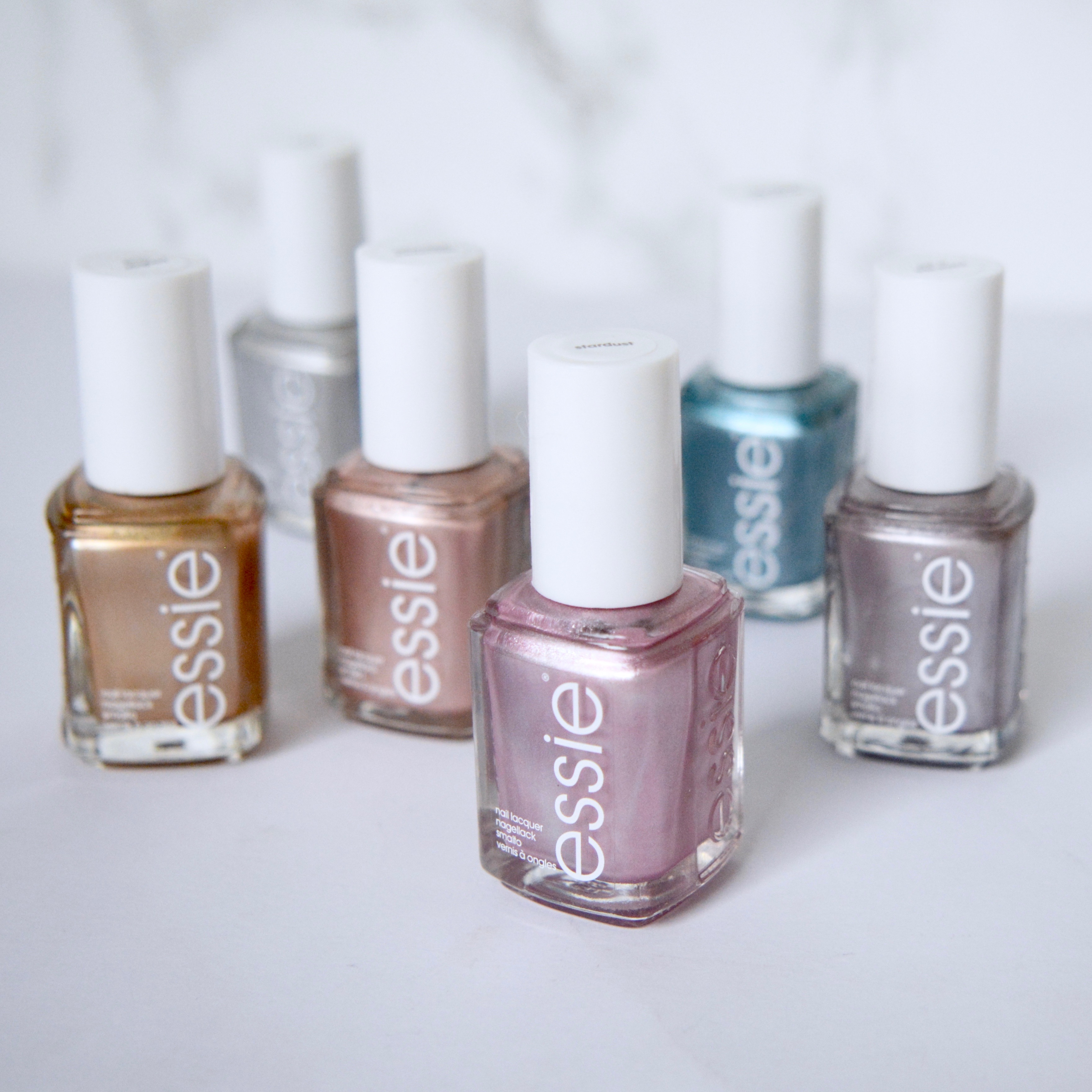 Essie Galaxy Metal collection review