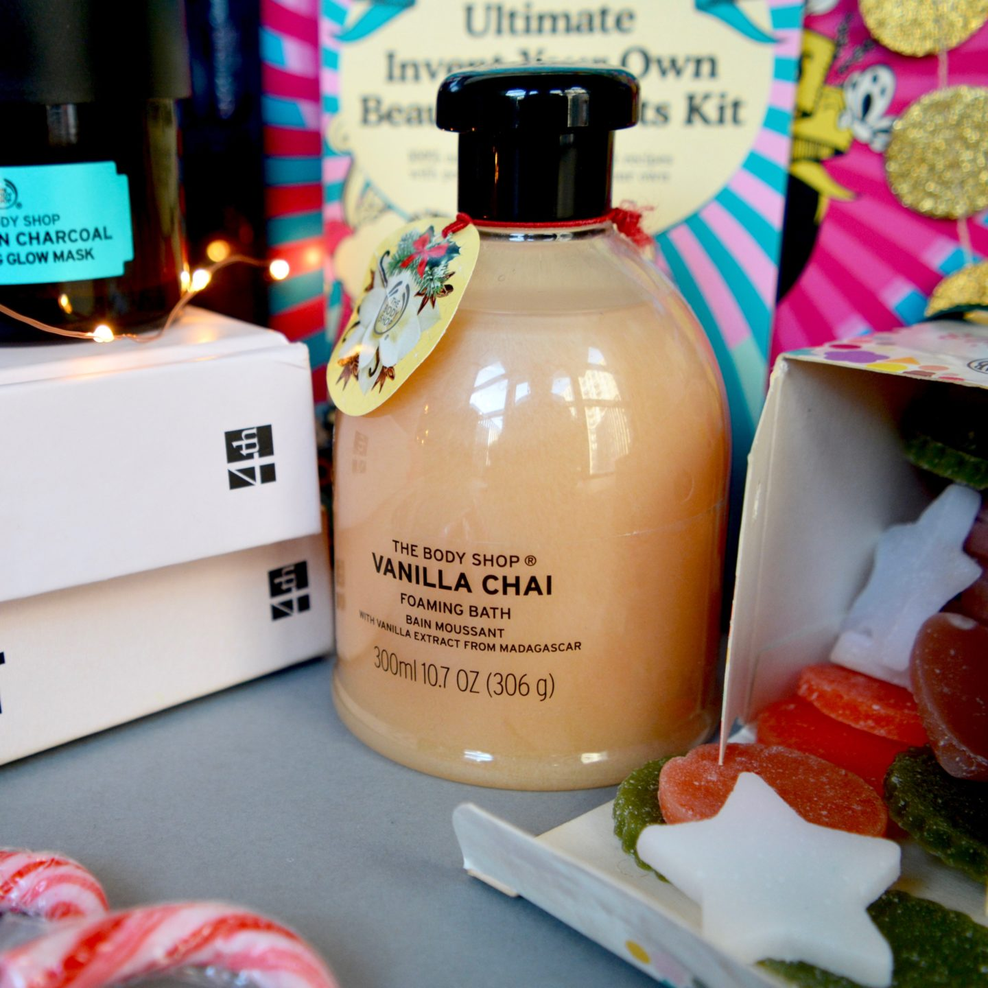 The Body Shop Vanilla Chai - smells so Christmassy! (Beauty Lover's Gift Guide)