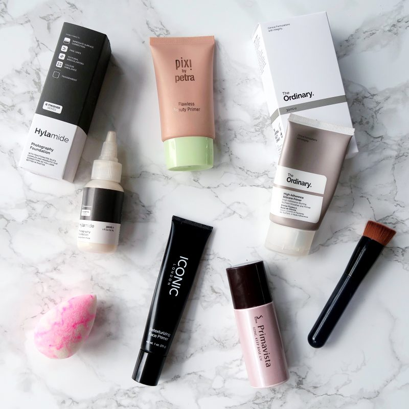 Tips for a flawless base - primers suitable for sensitive skin, rosacea