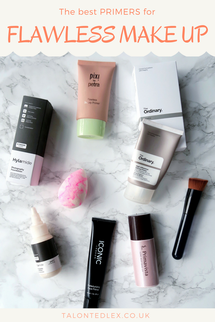 How to use primers to achieve a flawless make up base (even if you have sensitive skin). My tips and favourite products on the blog!