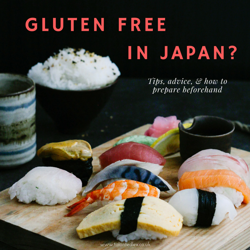 Can you survive a holiday in Japan with food intolerances? Tips and advice on the blog...