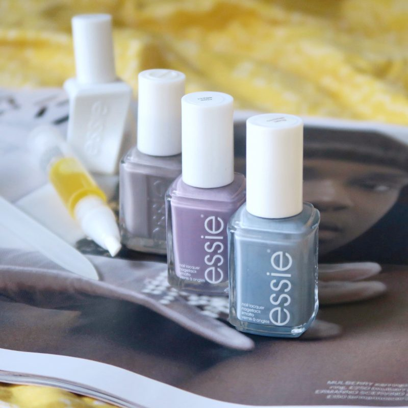 My favourite essie polishes for winter/spring