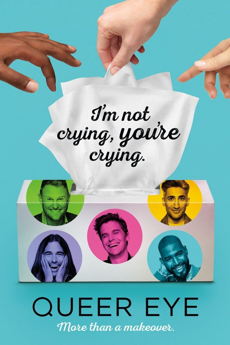 Friday Faves: Queer Eye is back!
