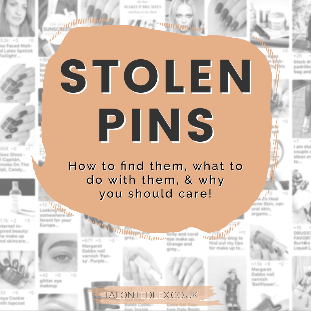 How To Find Stolen Pins on Pinterest (and why you should care!)