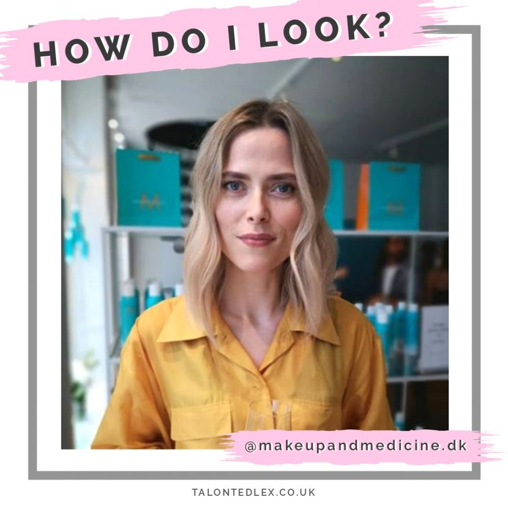 Read my interview with Caecilie (@makeupandmedicine.dk). This fascinating interview covers her rosacea as well as being a medical doctor and doing a PHD in dermatology. She shares her rosacea advice. #talontedlex #skinpositivity #rosaceatips #rosacea